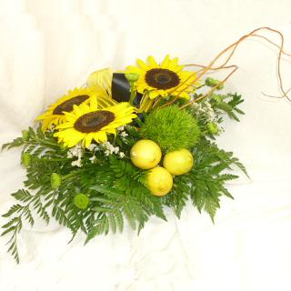 Sunkissed Centerpiece