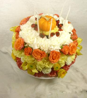 Happy Harvest Cake