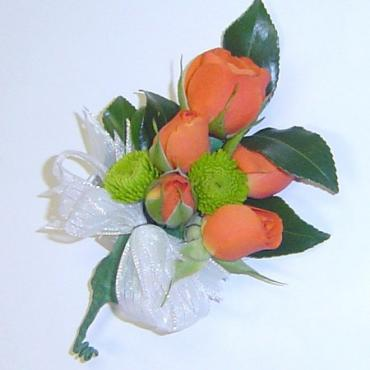 Corsage - Orange 1