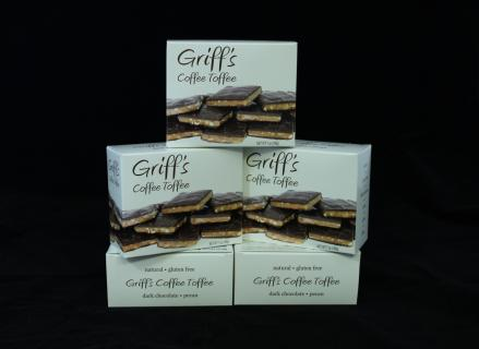 Griff\'s Coffee Toffee