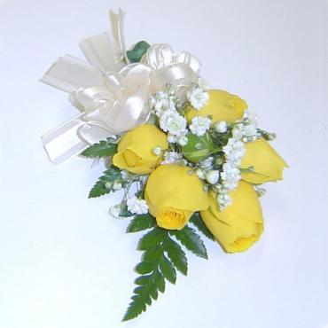 Corsage - Yellow 1