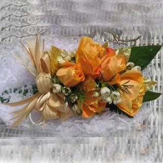 Corsage - Orange 2