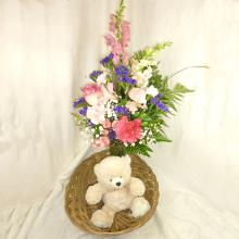 The Bear Love Bouquet