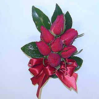 Corsage - Red 1