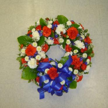 Forever Free Wreath