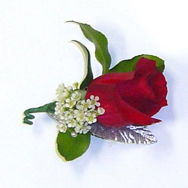Boutonnier - Red 1