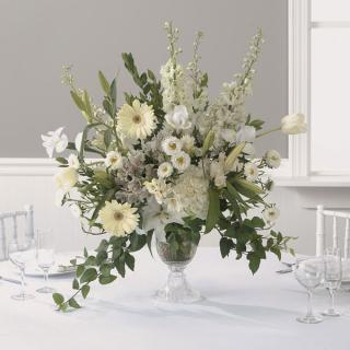 Wonderous White Centerpiece