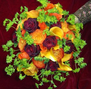 Lava Flows Bouquet